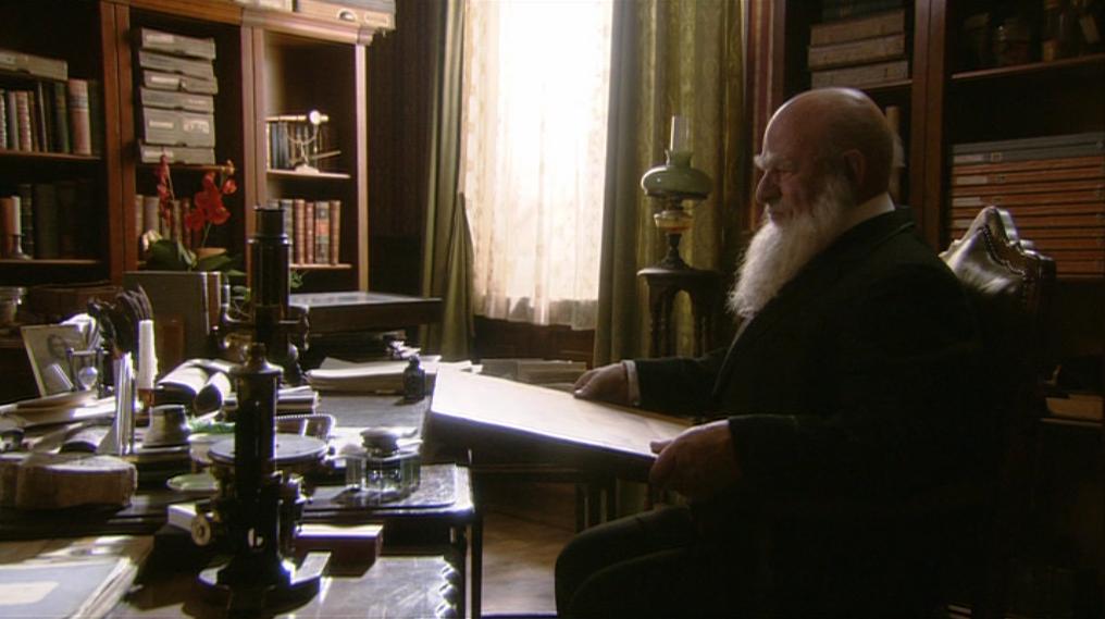 Charles Darwin Carsten Lippstock Szenenbildner Filmerkstatt Muenchen